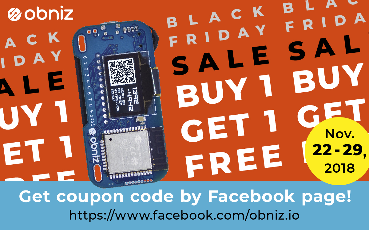 Buy 1 Get 1 Free! Black Friday Sale on Amazon.com!