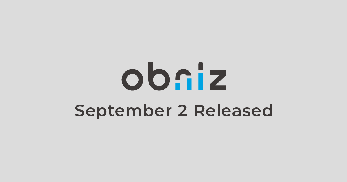 obniz.js 3.8.0 & obnizOS3.4.2 Released