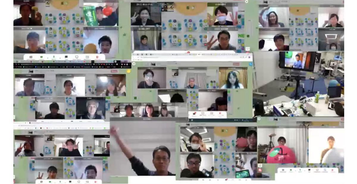 第一生命情報システムとスミセイ情報システムが『D&Sハッカソン』をオンライン上で合同開催『obniz』が製品と技術で全面支援