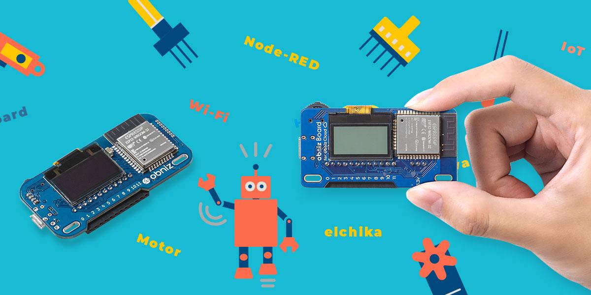 『obniz IoT コンテスト2021』受賞作品発表!応募総数175件から最優秀賞2作品を選出